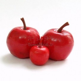 سیب فومی قرمز