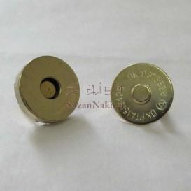 دکمه آهنربایی ( مگنت )