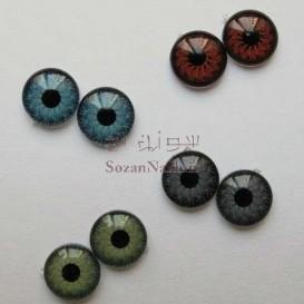 چشم لنزی (عنبیه چشم)