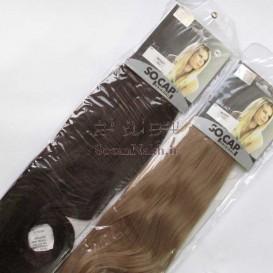 موی عروسک پایین حالت دار 60 سانتی مارک So,Cap یا Silver