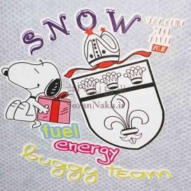 برچسب اتویی _ Snow