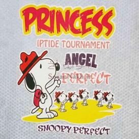 برچسب اتویی _Snoopy Perfect