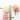 گل رز فومی لبه برگشته با ساقه