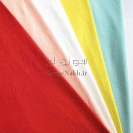 پارچه تریکو اسپان رنگی