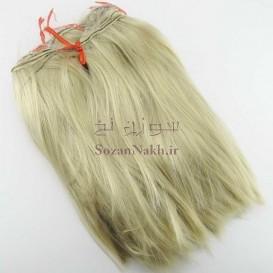 موی عروسک صاف 25 سانتی کیلویی