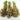 موی عروسک 35 سانتی پایین لول شده
