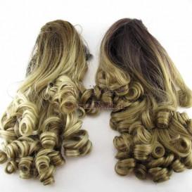 موی کلیپس لول 25 سانتی