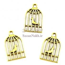 خرج کار  پرنده در قفس _ کد 102