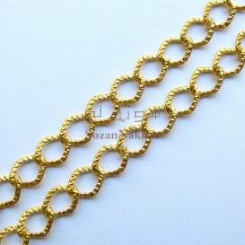 زنجیر لباس ظریف تراش دار