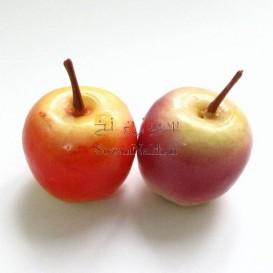 سیب فومی دورنگ