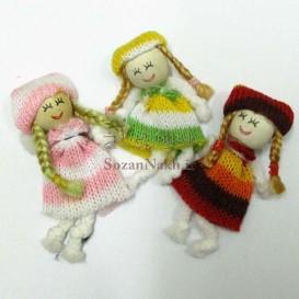 عروسک تزیینی _کد1
