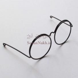 عینک عروسک فلزی
