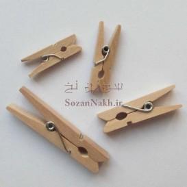 گیره چوبی تزیینی