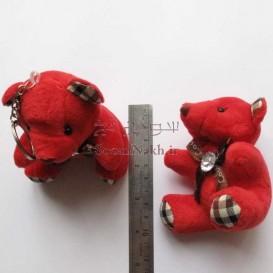 عروسک خرس قرمز ولنتاین