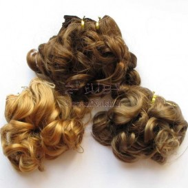 موی عروسک فر درشت 15 سانتی (مارک گیسو)