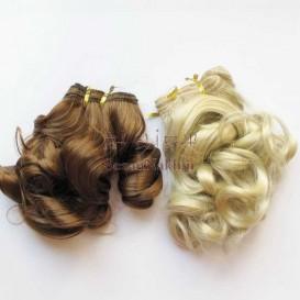 موی عروسک فر درشت 20 سانتی (مارک گیسو)