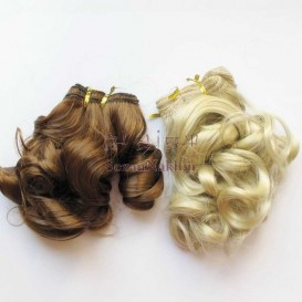 موی عروسک فر 20 سانتی (مارک گیسو)