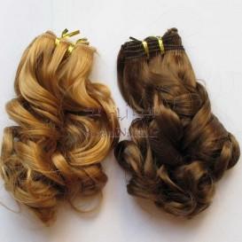 موی عروسک فر 25 سانتی (رنگ طبیعی و فانتزی) (مارک گیسو)