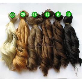 موی عروسک لول 30 سانتی (مارک گیسو)