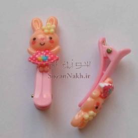 گیره سر انبری _ خرگوش کد1