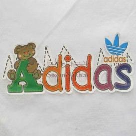 برچسب اتویی _Adiddas with Bear