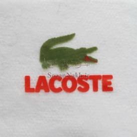 برچسب اتویی _Lacoste