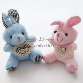 عروسک خرگوش سیسمونی