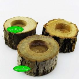 جاشمعی کنده چوبی (مخصوص وارمر)