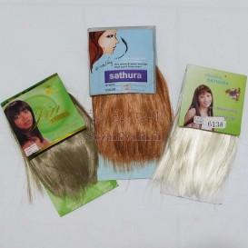 موی عروسک صاف 15 سانتی مارک های مختلف