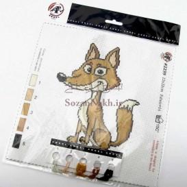 پکیج شماره دوزی کد 2239 -طرح روباه