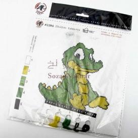 پکیج شماره دوزی کد 2284 -طرح تمساح