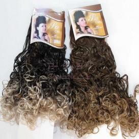 موی عروسک فر آمبره 40 سانتی مارک So,cap