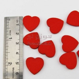 قلب چوبی کوچک