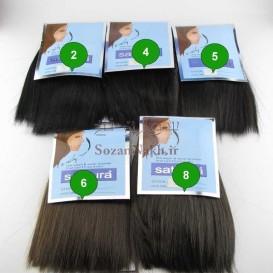 موی عروسک صاف 15 سانتی مارک Sathura