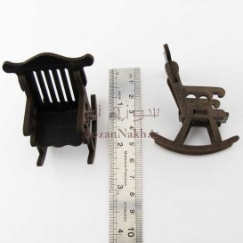 صندلی چوبی لهستانی کوچک