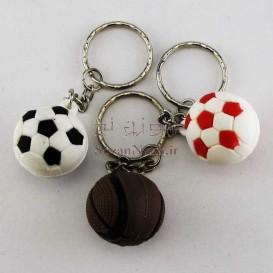 جاکلیدی توپ فوتبال کوچک