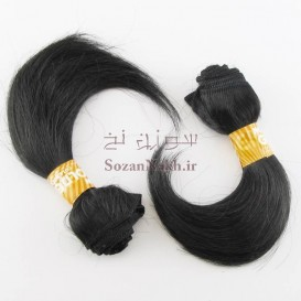 موی عروسک حالتدار 12 سانتی Golden