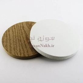 بیس (پایه) چوبی گرد