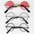 عینک کوچک عروسک فریم فلزی _ کد 3