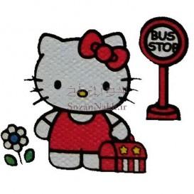 برچسب اتویی _کیتی Bus Stop کد 37