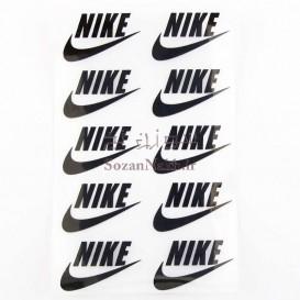 برچسب اتویی _Nike