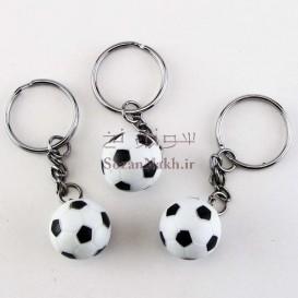 جاکلیدی توپ فوتبال بندانگشتی