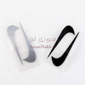 برچسب اتویی نایک  (Nike)_ کد 49