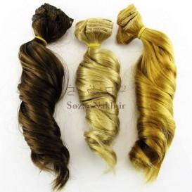 موی عروسک لول 20 سانتی (مارک گیسو)