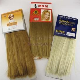 موی عروسک صاف 25 سانتی مارک های مختلف