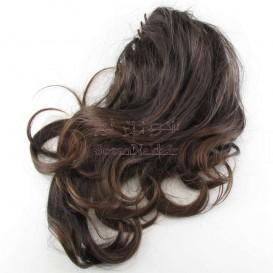 موی کلیپس 25 سانتی پایین حالت دار