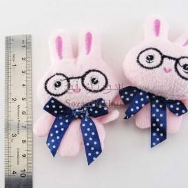 صورتک خرگوش عینکی