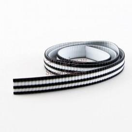 لژ لاستیکی 10 میلیمتری طرح شیاردار