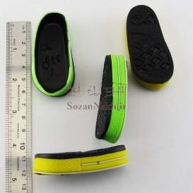 زیره کفش آل استار 6 سانتیمتری