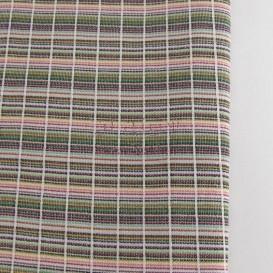 پارچه تریکو چهارخانه هفت رنگ